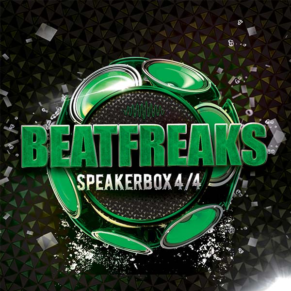 beatfreaks speakerbox 4-4